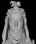 Sepulcre de Blanca d'Anjou