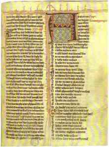 Fragment manuscrit d'un poema de Hadewijch; Hs. Gent, UB, 941, f. 49rHadewijch (afschrift) - Hs. Gent, UB, 941, f. 49r
